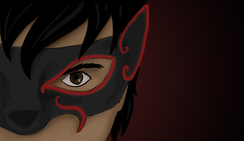 Loup's Mask from Proxy170