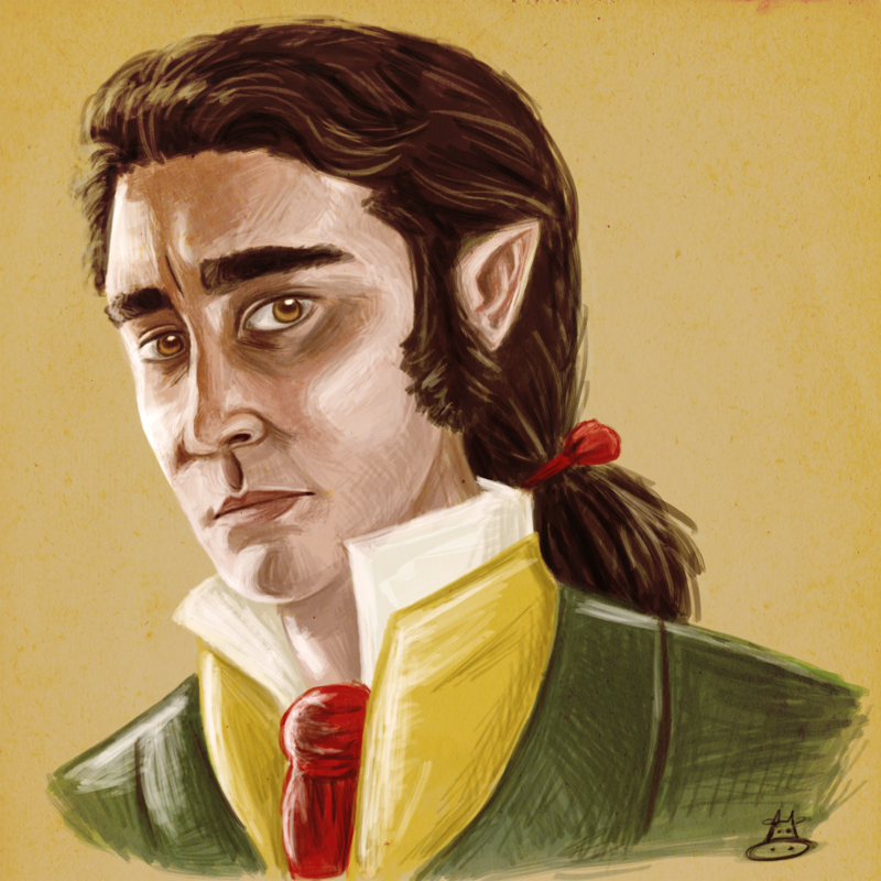 Lee Pace as Loup